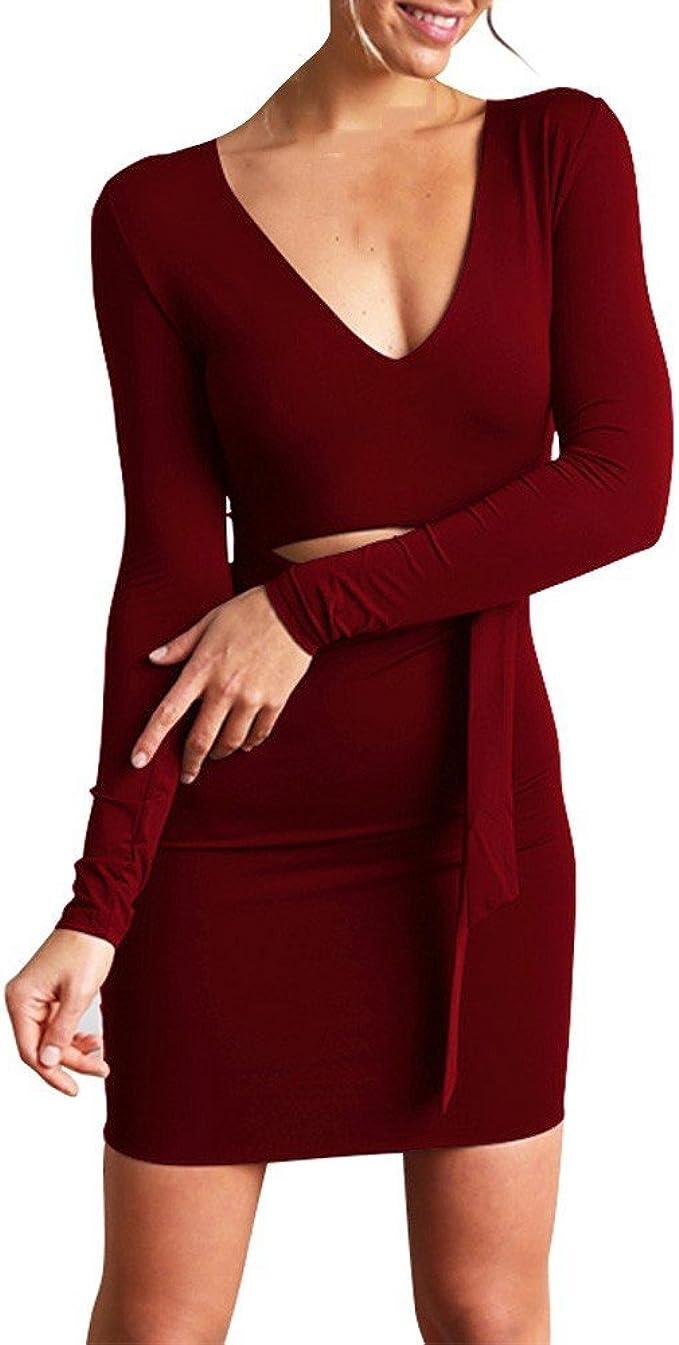 Kleid Damen Kleider Elegant Abendkleid Cocktailkleid Festlich