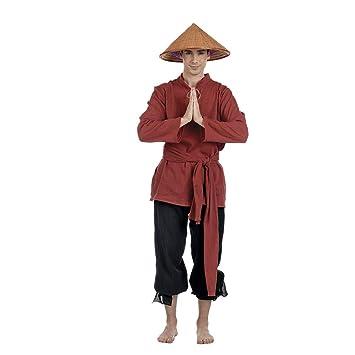 Limit Sport - Disfraz de chino Jumin para adultos, talla M (MA655 ...