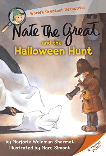 [Nate the Great and the Halloween Hunt (Nate the Great, No. 12)] (Halloween Free Shipping)