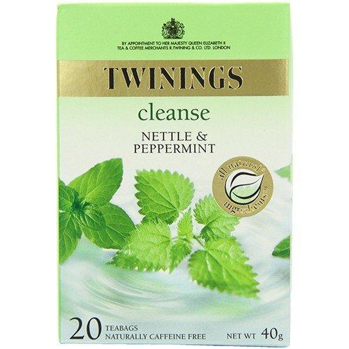 (2 Pack) - Twinings - Energising Peppermint & Nettle | 20 Bag | 2 PACK BUNDLE