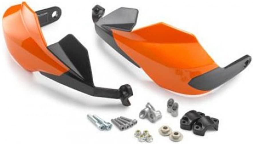 KTM Plastic Hand Guard set Black 390/ Duke 2014/ RC 390/ 2014/ 390/ Duke 2015/ RC 390/ 2015/ 390/ Duke 2016/ RC 390/ 2016/ 9010297944430