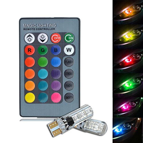 car lights with remote - 8