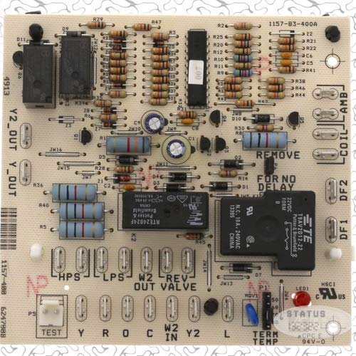 920338 OEM Upgraded Replacement for Gibson Defrost Control Circuit Board