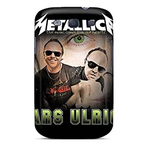 Samsung Galaxy S3 EBO4830qudM Allow Personal Design Attractive Avenged Sevenfold Series Shock Absorbent Cell-phone Hard Covers - PamelaSmith