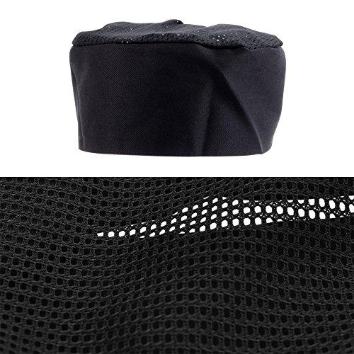 Chef Hat, SOUREPOSE 2 개입 Hommekit Black Chef Beanie ..