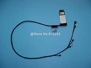 Occus Laptop LCD Cable for Lenovo Yoga 900-13ISK 900-13ISK2 Yoga 4 Pro 80MK DC02001X800 BYG40 EdP LCD Cable Flex New Original - (Cable Length: DC02001X800, Color: LCD Cable)