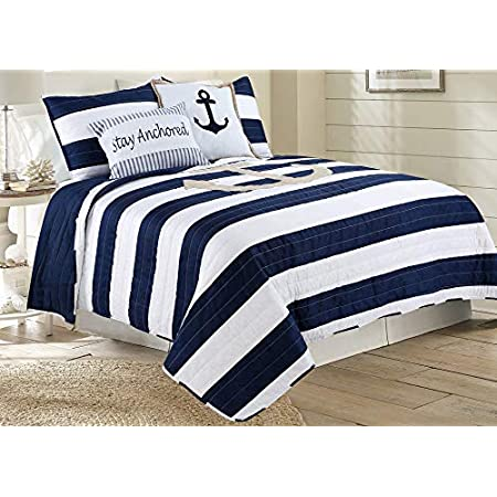 51%2BjgPfbF5L._SS450_ 100+ Nautical Quilts and Beach Quilts