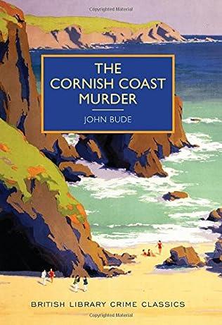 book cover of The Cornish Coast Murder
