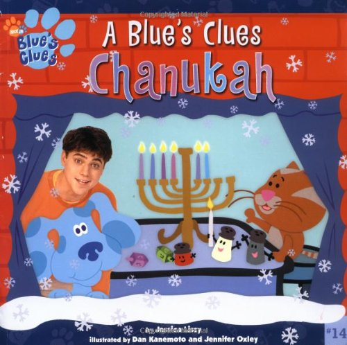 A Blue's Clues Chanukah