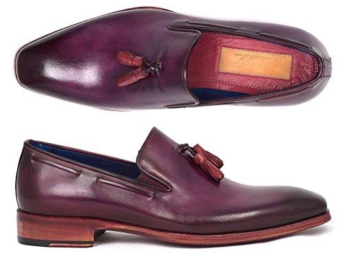 Paul Parkman Men's Tassel Loafer Purple (Id#5141PRP) 8vNjvnQB