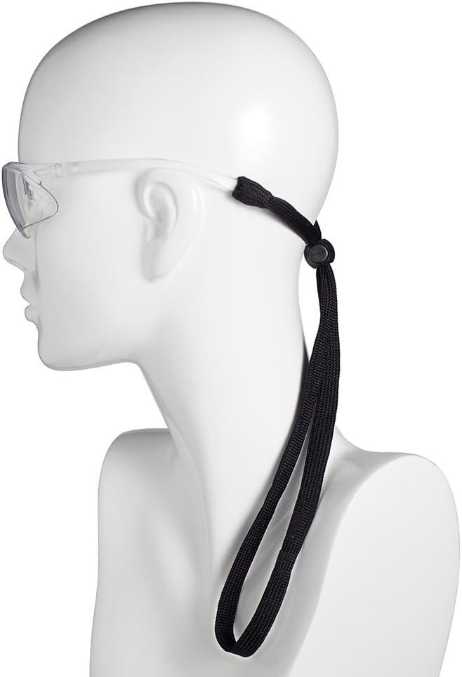 Transparente Univet 505 gafas de seguridad con cord/ón para el cuello