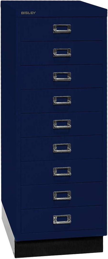 Oxfordblau Schubladenschrank DIN A3 Farbe