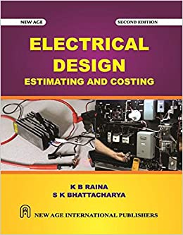 electrical design estimating and costing (2018-19 session) paperback – 1  mar 2017