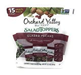 Cheap Orchard Valley Harvest Snack Packs – 15 Ct. Non GMO Project Verified, No Artificial Ingredients (Glazed Pecans)