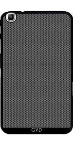 Funda para Samsung Galaxy Tab3 8.0 SM-T310 - Metal Gris by wamdesign