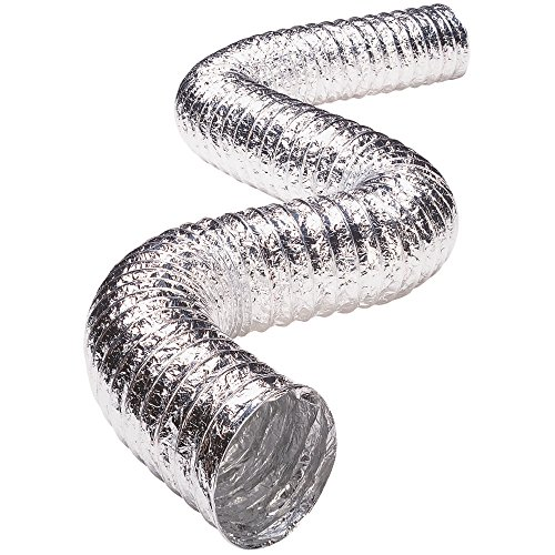 - Deflecto Flexible Foil Dryer Transition Duct, 4