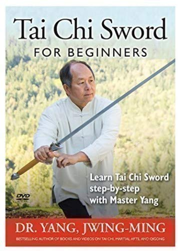 Style Taiji Sword - Tai Chi Sword for Beginners