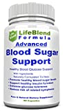 Reliable Blood Sugar Control Supplement Helps Support Healthy Blood Glucose Levels Naturally | Effectively Heightens Insulin Sensitivity (60 count)