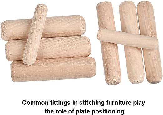 puertas y proyectos art/ísticos Juego de tacos de madera para muebles ATPWONZ
