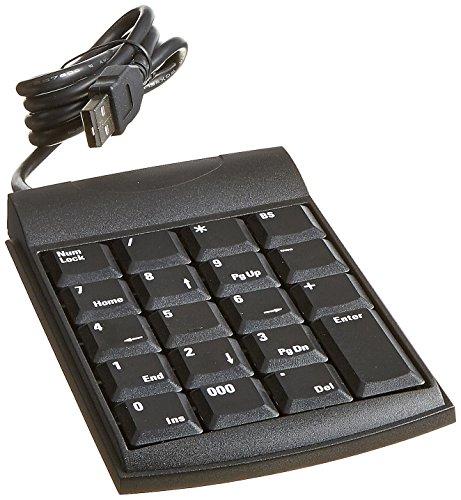 Unitech Black Keyboard - 6