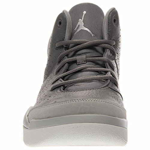 Nike Scarpe Blanco Grey Tradition Ginnastica Flight wolf Jordan Uomo Multicolore da White Grey Cool Gris ggrABZ