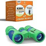 Cheap Happy Hercules Childrens Binoculars – 8×21 Kid Binoculars with High Resolution and Powerful Zoom – Lightweight Toy Binoculars for Boys and Girls – Best for Bird Watching, Travel, Astronomy, Hunting