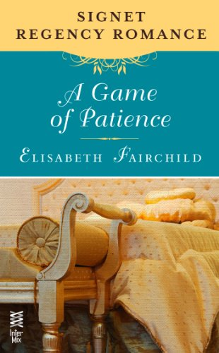 book cover of A Game of Patience