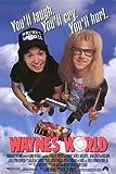 Wayne's World Poster Movie 11 x 17 In - 28cm x 44cm Mike Myers Dana Carvey Rob Lowe Tia Carrere Brian Doyle-Murray Lara Flynn Boyle