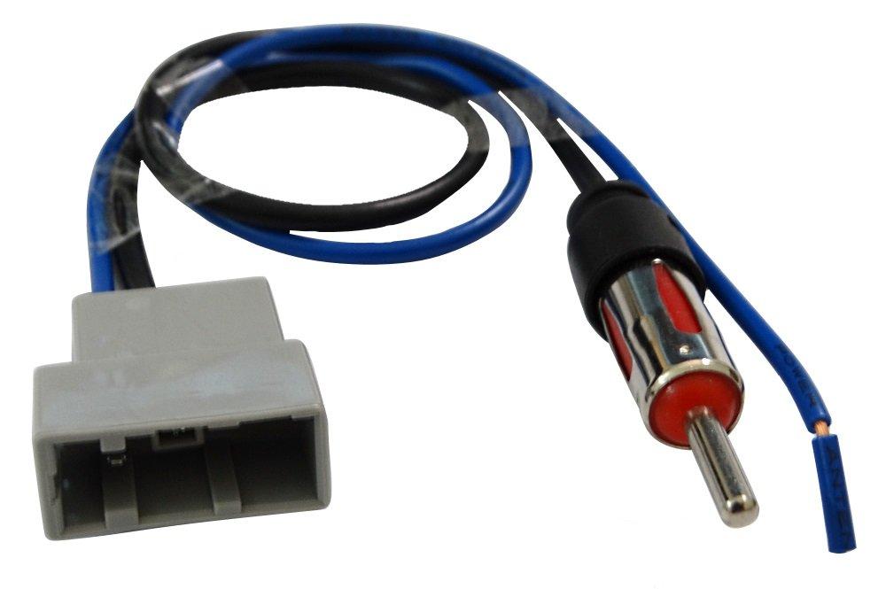 AERZETIX: Adaptador DIN de antena autoradio para coche auto vehiculos Aerzetiks Eood SK2C10008