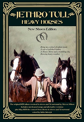 Price comparison product image Heavy Horses (New Shoes Edition)(3CD/2DVD)