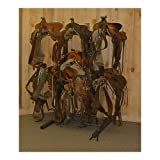 Equi Racks 7 Saddle Rack Stand