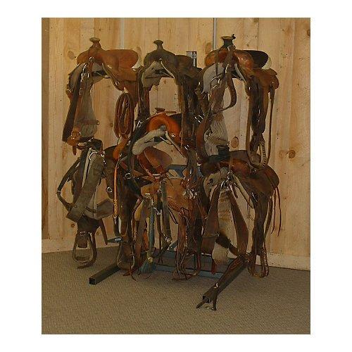 Equi Racks 7 Saddle Rack Stand by Equi-Racks