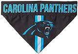 NFL Carolina Panthers Pet Bandanna, XS