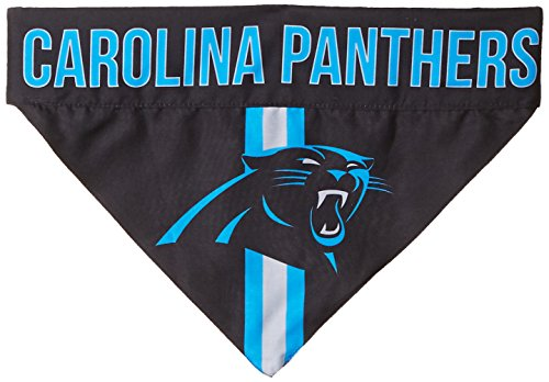Littlearth NFL Carolina Panthers Pet Bandanna, (Nfl Shop Panthers)