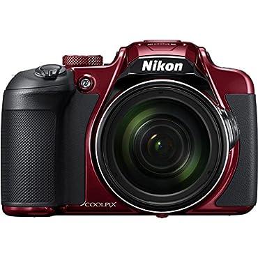 Nikon COOLPIX B700 20.2MP Compact Digital Camera (Red)