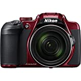 Cheap Nikon COOLPIX B700 20.2MP Compact Digital Camera – Red (International Version No Warranty)
