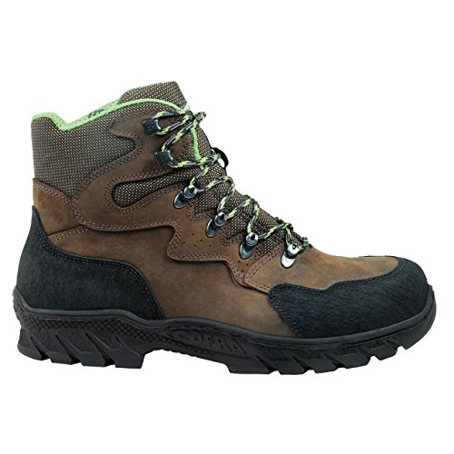 """Cofra 17680–000.w42taglia 42s3hi CI HRO SRC """"Guadarrama sicurezza scarpe, colore: marrone"""