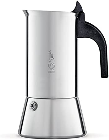 Bialetti 1708 - Cafetera Italiana, Color Gris: Amazon.es: Hogar