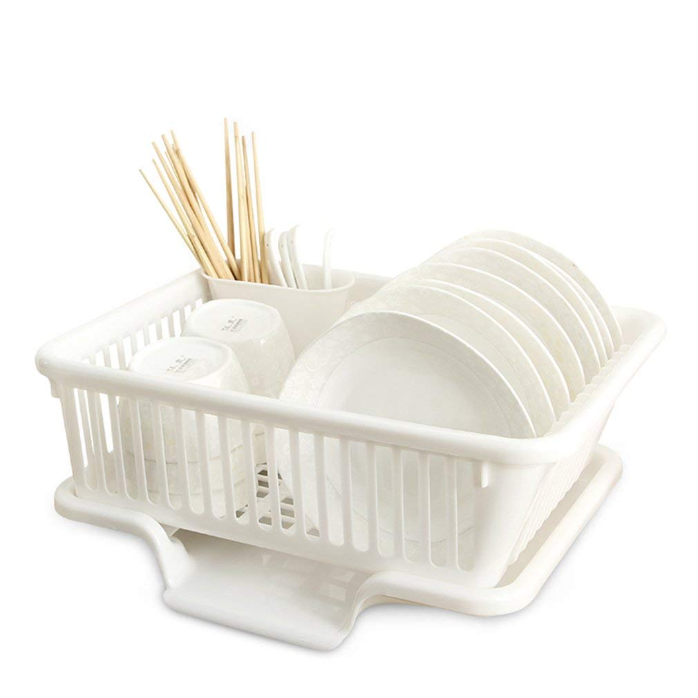 Yao Multifunctional Drain Dish Rack Green