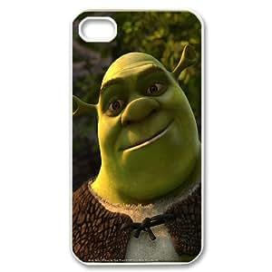 Shrek Bumper Case Cover For Iphone 4 4S case cover TPUKO-Q866456
