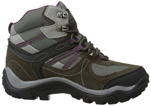 Karrimor Denver Weathertite - Zapatos de High Rise Senderismo Mujer Negro (Bsp)