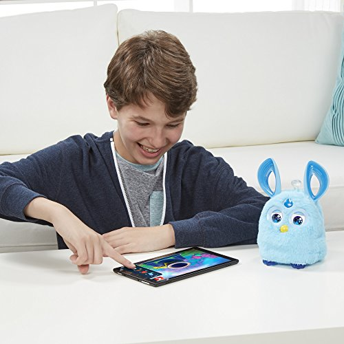 how to connect furby connect to app