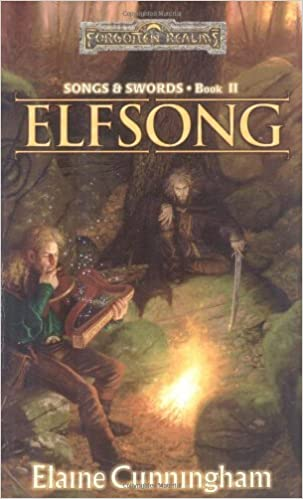 Elfsong (Forgotten Realms: Songs and Swords, Book 2): Elaine