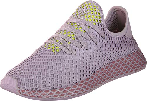 reputable site e94cc 85d71 Yellow Maroon W Yellow shock Vision trace Running soft Para Soft Zapatillas  De Adidas Deerupt Rosa Mujer Runner 7UxHH6