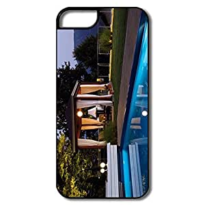 Popular Swimming Pool Night Case For IPhone 5/5s