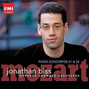 Piano Concertos 21 & 22