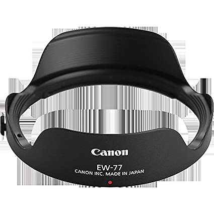 Review Canon EW-77 Lens Hood