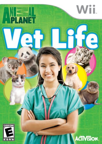 - Animal Planet: Vet Life - Nintendo Wii