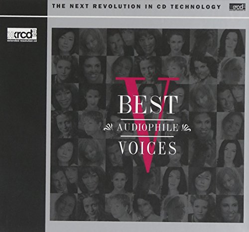 Best Audiophile Voices V (XRCD Master)