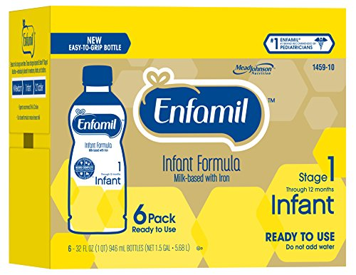 Enfamil Infant Ready To Use Bottle